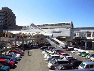 多摩都市モノレール多摩センター駅