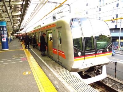 東葉高速鉄道西船橋駅
