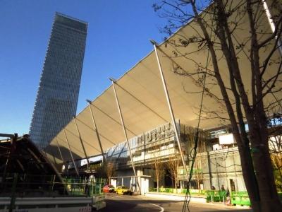 JR東京駅八重洲口グランルーフ