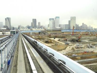 2020年東京オリンピック会場予定地