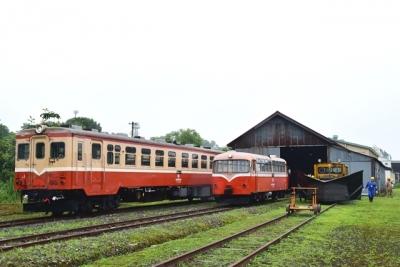 キハ104・キハ102・DB11 南部縦貫鉄道