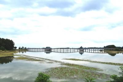 鶴の舞橋全景