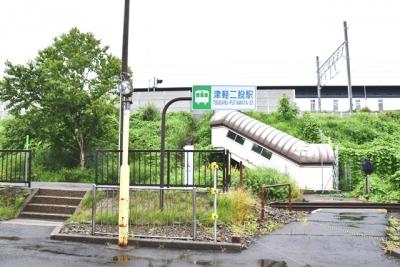 津軽二股駅