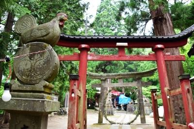 津軽不動尊中野神社