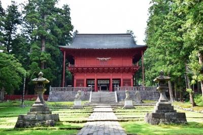 岩木山神社楼門