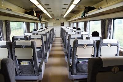 キハ183系200番台の客室
