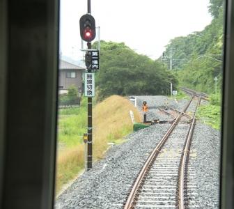 仙石線への接続線