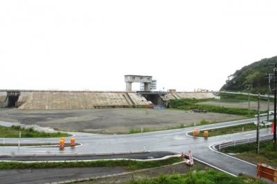 壊滅的な被害に見舞われた野田村