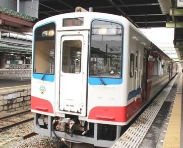 三鉄36-700形気動車