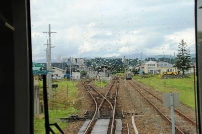 スイッチバックの駅十和田南