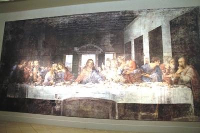 レオナルド・ダ・ヴィンチ最後の晩餐