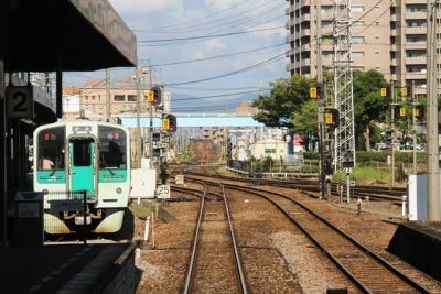 徳島駅出発信号機