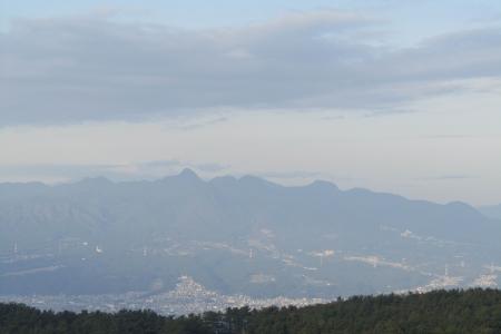 161030鍋割山~荒山 (2)s