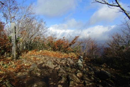 161106黒鼻山~北泉ヶ岳~泉ヶ岳 (30)s