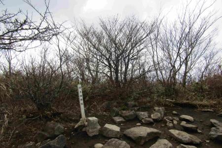 161106黒鼻山~北泉ヶ岳~泉ヶ岳 (40)s