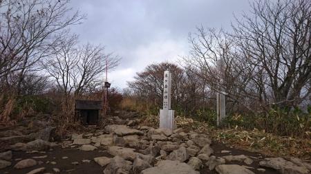161106黒鼻山~北泉ヶ岳~泉ヶ岳 (43)s