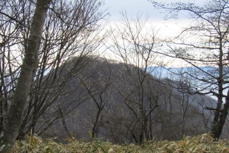 161204烏帽子ヶ岳~鬢櫛山 (7)s