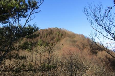 161210大猿山~白髪岩 (8)s