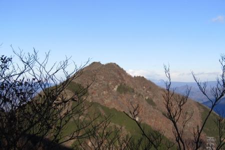 161210大猿山~白髪岩 (9)s