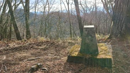161210大猿山~白髪岩 (38)s