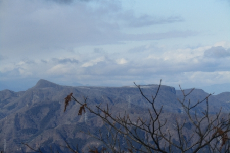 161210大猿山~白髪岩 (40)s