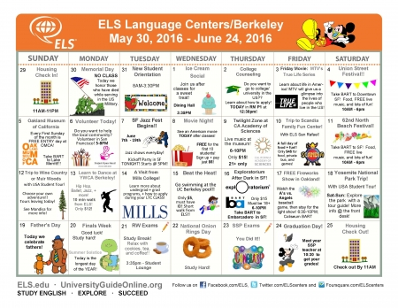 ELS Berkeley Activity Calendar 6A_16