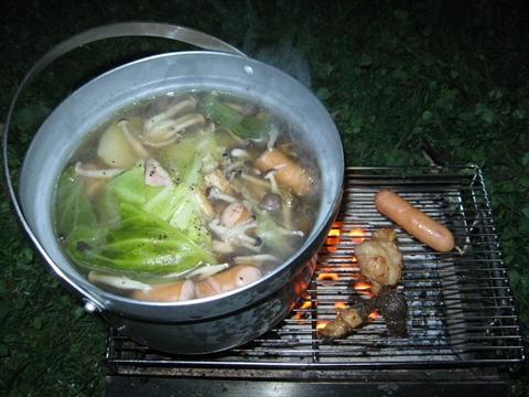 キャベツ鍋♪_R
