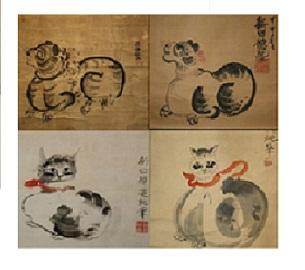 太田市新田猫絵コレクション
