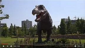 T.rex ティラノサウルス