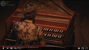 Bach Italian concerto for harpsichord