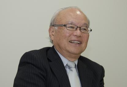 f杉原エス・イー・アイ株式会社の杉原俊夫会長