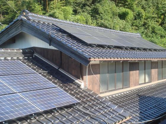 太陽光屋根