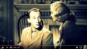 Bing Crosby Martha Mears - White Christmas