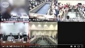 東電 事故直後のTV会議