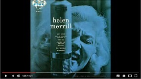 Helen Merrill with Clifford Brown Youd Be So Nice To Come Home To