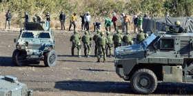 治安悪化の海外で自衛隊が邦人保護訓練