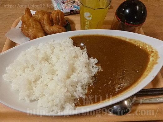 千葉県産の濃厚地鶏カレー大盛り032