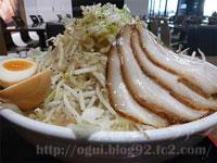 デカ盛りランキング 麺屋心イオンモール幕張新都心店