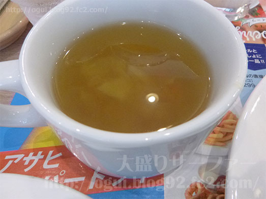 ご飯大盛り無料&スープおかわり自由054