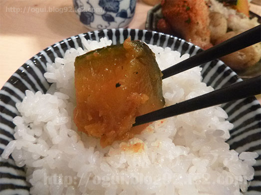 季節料理まさむねランチ惣菜食べ放題019