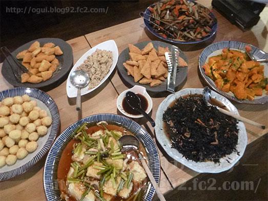 季節料理まさむね500円ランチ惣菜食べ放題042