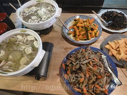 季節料理まさむね500円ランチ惣菜食べ放題044