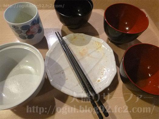 季節料理まさむね500円ランチ惣菜食べ放題056