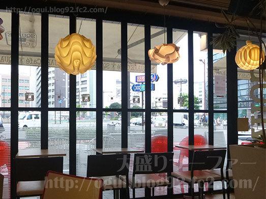 東日本橋のカフェテラス006