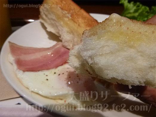 厚切りトーストのモーニングセット020