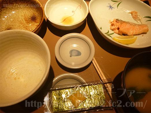 銀鮭定食ご飯おかわり156