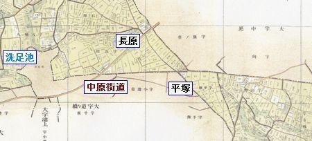 千束地区・地図M450