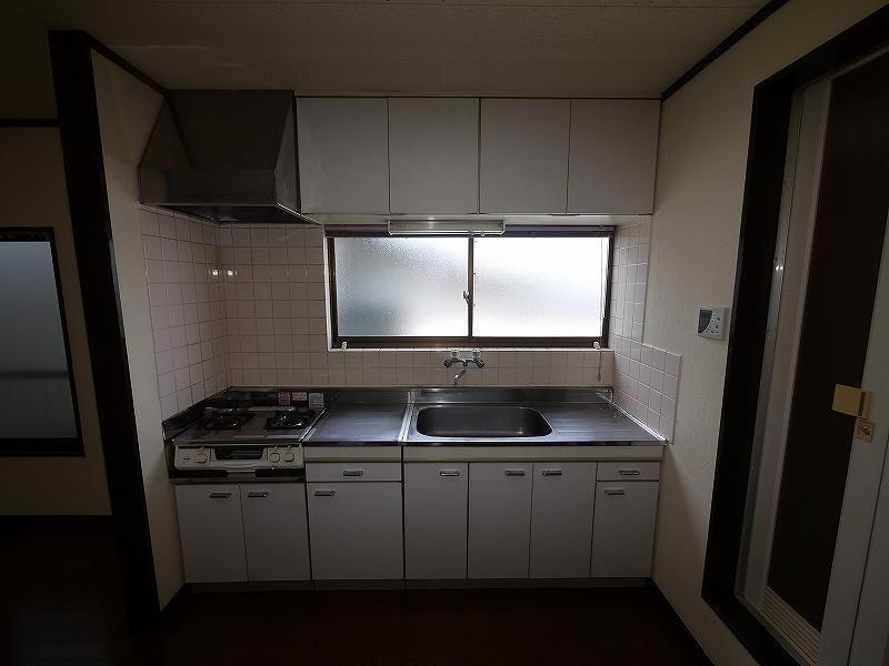 樹林ハイム302キッチン