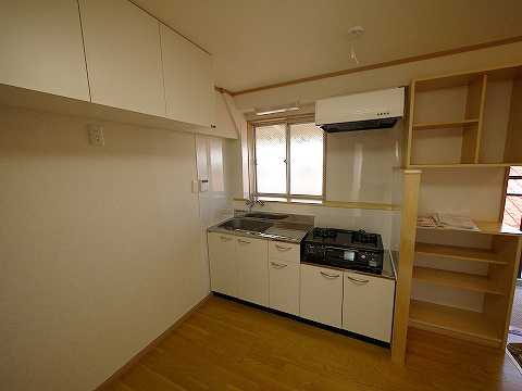 細川ビル301キッチン