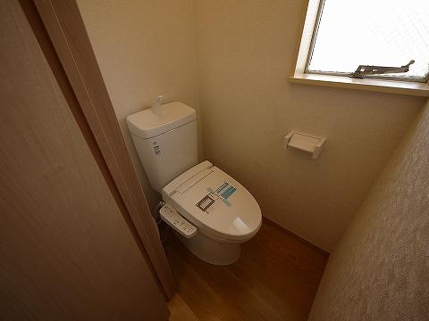 細川ビル301トイレ